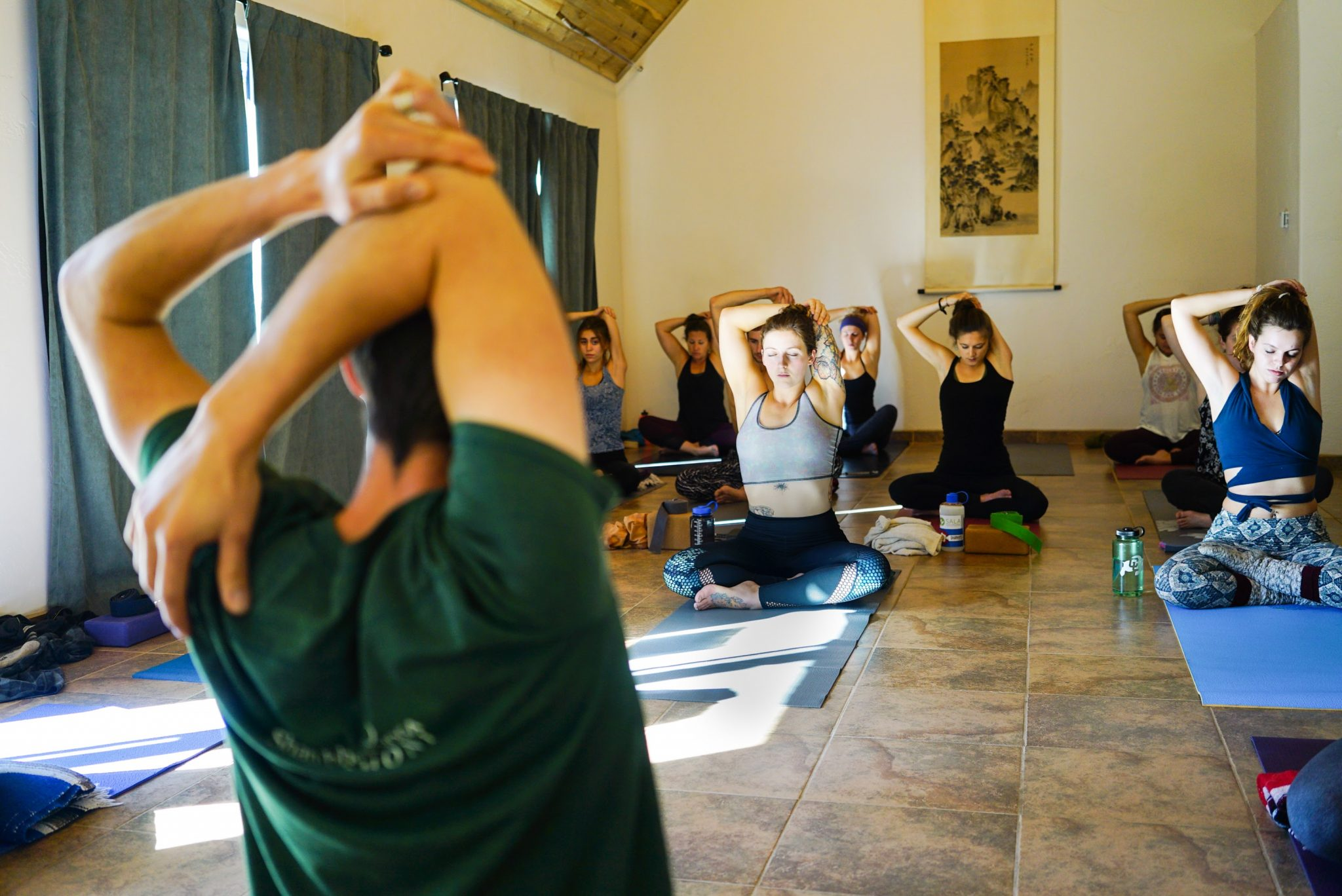 Shoshoni Yoga Retreat Yoga Teacher Training Retreats Boulder